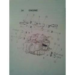 Silentblok motoru 1