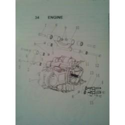 Silentblok motoru 3