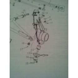 Podložka kulového čepu